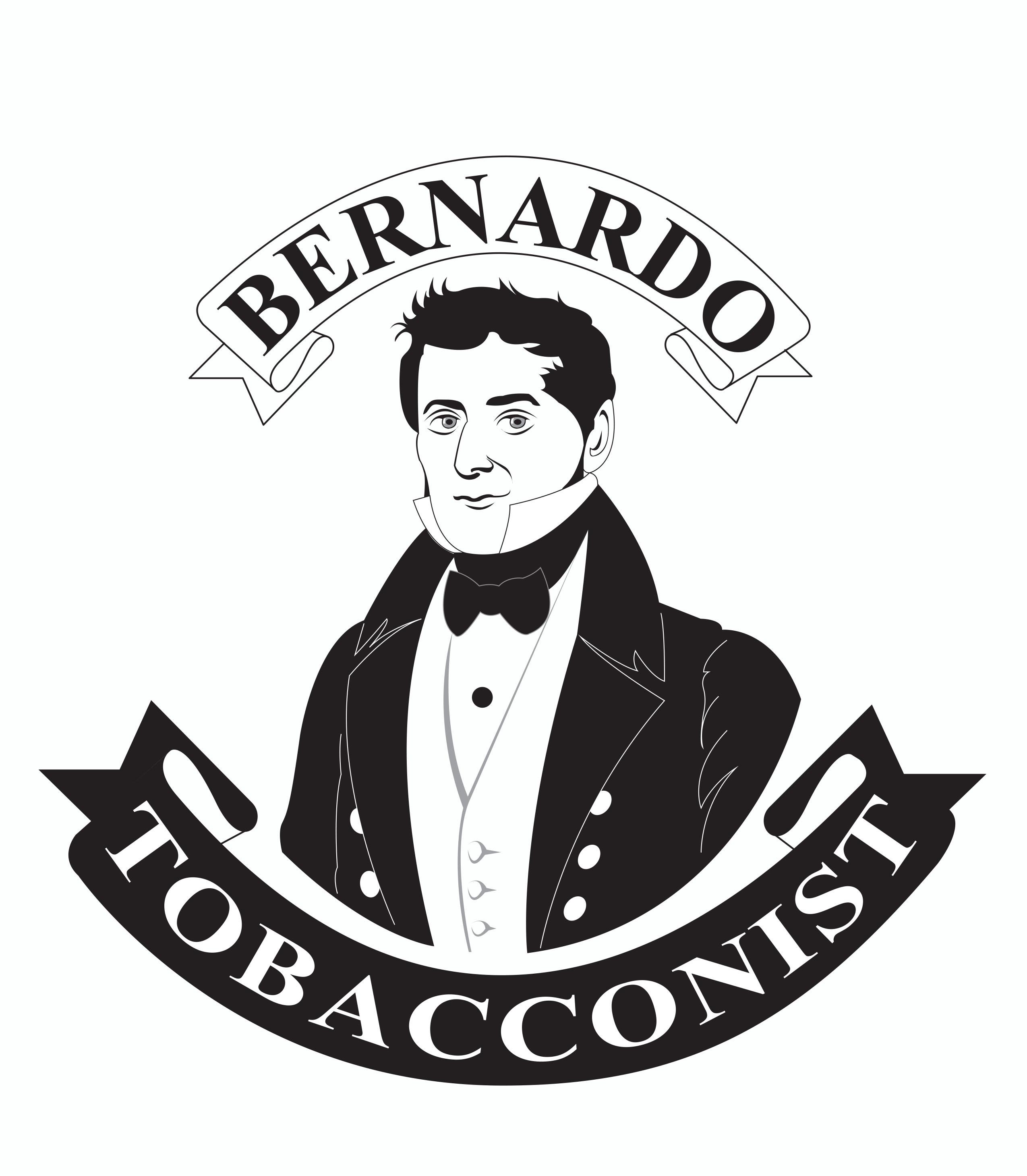 BERNARDO TOBACCONIST LOGO
