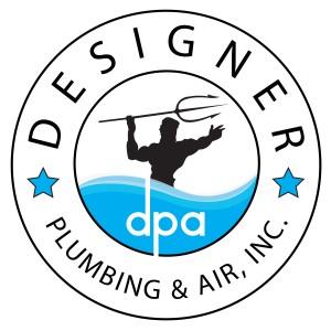 Designer Plumbing & Air Logo