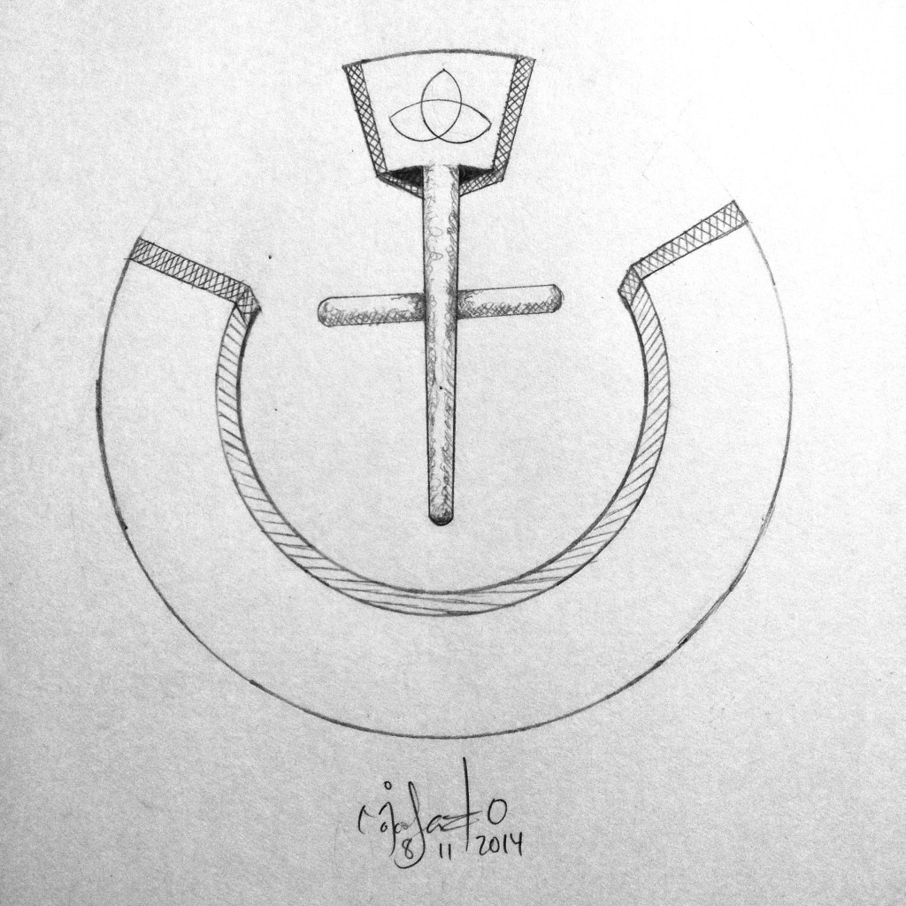 Nazarene Drawing ن 1024x1024 ♰ Nazarene ن