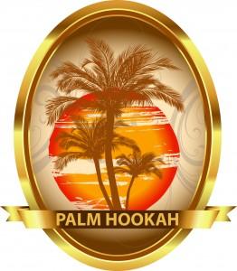 Palm Hookah Logo