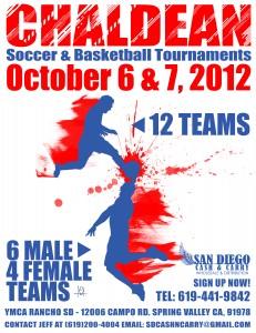 Soccer & Basketball Tourn 2012