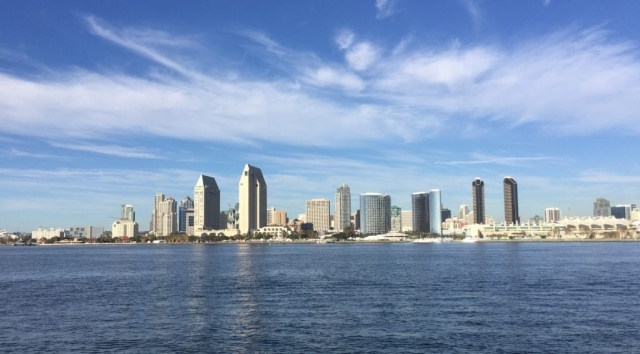 Downtown San Diego, CA